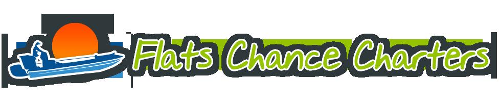 Flats Chance Charters Retina Logo