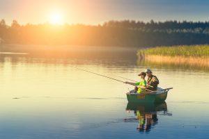 Homosassa River fishing
